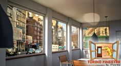 Tende da Sole a Caduta modello Orione Windows, Curtains, Home Decor, Blinds, Decoration Home, Room Decor, Draping, Home Interior Design, Ramen