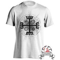 Koszulka Ręce Boga Biała