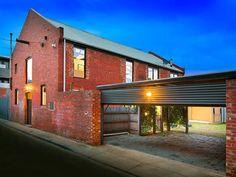 Stunning Eastman Street warehouse conversion in Australia