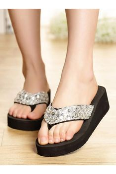 1329499a19d Women s Lining Mixed Colors Pattern EVA Sole Flip-flops