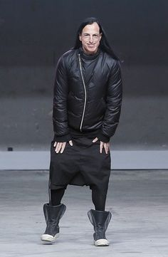 Hip Parisian streetwear designer Rick Owens is teaming up with sporty brand Adidas for a line of men's and women's sneakers that will debut at his menswear runway show in Paris later this month.