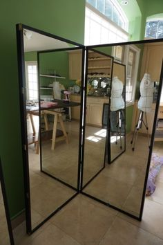 Three Way Mirror Tutorial