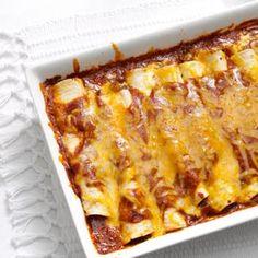 Taste of Home (June/July 2013): Garlic Beef Enchiladas