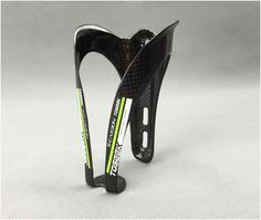 2PCS TOSEEK carbon bicycle bottle cage bottle holder bike road bike accessories green  carbon cage