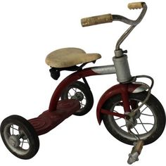 Check out this item at One Kings Lane! Child's Tricycle