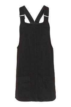 Photo 1 of MOTO Denim Mini Pinafore