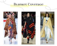 Autumn trends 2020 broken down: all the key catwalk looks from New York, London, Paris and Milan to add to your wishlist now. Summer Fashion Trends, Spring Summer Fashion, Autumn Winter Fashion, Fall Winter, Trends 2018, Mode Mantel, Blanket Coat, Short Suit, Roksanda