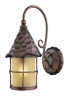 English Cottage Garden Rustic Outdoor Indoor Wall Sconce Light 385-AC | eBay