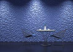 Wzór paneli dekoracyjnych Maze to dyskretna forma, połączona z charakterystyczną dla labiryntu - plątaniną kierunków..