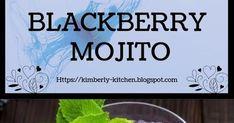 A Blackberry Mojìto ìs refreshìng durìng any season, for any occasìon, or enjoyed any day of the week. Tradìtìonal mojìto ìs a cocktaì. Mojito Cocktail, Summer Cocktails, Gluten Free Brands, Blackberry Syrup, Alcohol Content, Fresh Mint Leaves, Summer Birthday, Beverages, Drinks