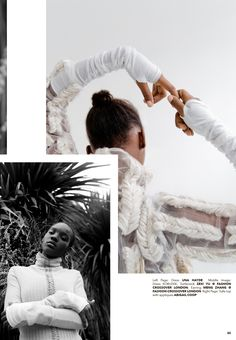 ATLAS MAGAZINE // THE VITALITY ISSUE Fashion editorials | Style inspiration