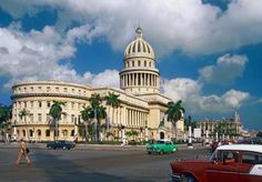 Capitolio Nacional and Gran Teatro, in Havanna, Cuba - Stuart Dee/Photographer's Choice/Getty Images