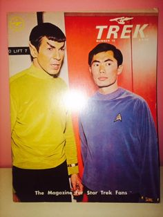 Items similar to Trek Special : The Magazine for Star Trek Fans Issue No. 12 (November on Etsy Series Movies, Tv Series, New Star Trek, Star Trek Series, Paramount Pictures, For Stars, Live Action, Science Fiction, Fans