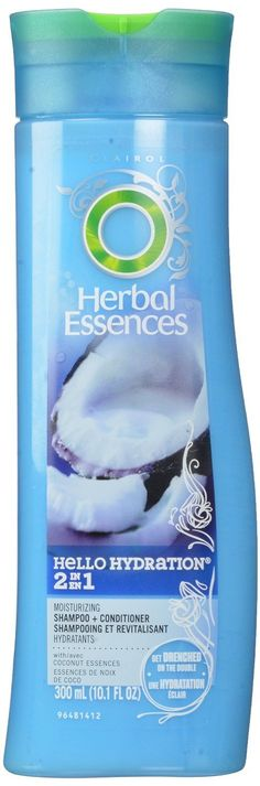 Herbal Essences Hello Hydration Moisturizing Hair Shampoo Conditioner 101 Fl Oz Pack of 2 * Visit the image link more details. (This is an affiliate link) Moisturizing Shampoo, Hair Shampoo, Shampoo And Conditioner, Natural Hair Tips, Natural Hair Styles, Type 4 Hair, Herbal Essences, Herbal Medicine