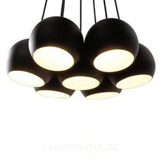 Leuchtstarke Designer Hängeleuchte SPHERE 9013060X