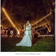 goodnight wedding kiss