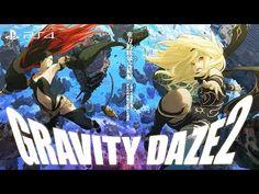 Gravity Rush 2   Tokyo Game Show 2016 Trailer