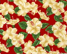 In Paradise - Hibiscus Blossoms - at eQuilter.com