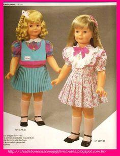 Bonecas Amiguinha, Estrela, 1987 #PattiPlaypal
