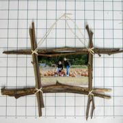 How to Make Picture Frames From Sticks | eHow