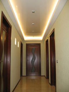 كيفية اختيار الإضاءة للأسقف المعلقة