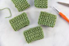 Knit Or Crochet, Crochet Shawl, Single Crochet, Crochet Stitches, Crochet Hooks, Wood Hooks, Long Ties, Bedding Shop, Julia