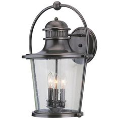 """Guild Hall Collection 20"""" High Outdoor Wall Light -"""