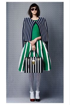 Thom Browne Resort 2014 Collection Slideshow on Style.com