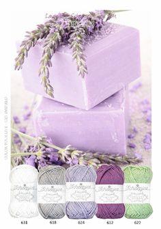 MrsHooked Lavendel
