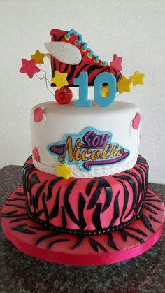 Soy Luna Cake