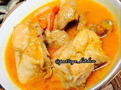 Resep Gulai ayam khas minang(padang) favorit. Masakan sehari2 orang padang