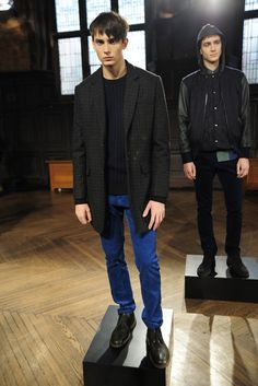 Timo Weiland Men's RTW Fall 2014 - Slideshow