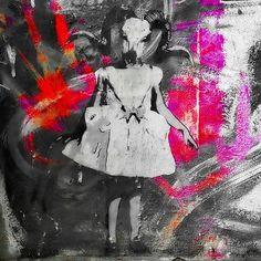 street art berlin @ rosenthaler str. - photo by ironwhy - artist @negative.vibes.artist #skullgirl #streetart #residentevil #matalo #sheepskull #ramskull #cutegirl #kindergarden #betterfuture #maskedgirl #mask #scary #scarygirl #berlin #streetartberlin #urbanart #publicart #streetartistry #mural #grafittiart #graffiti #stencilart #stencil #ironwhy #berlinmitte #rosenthalerstrasse #hausschwarzenberg #hackeschehöfe #hackeschermarkt #negativevibes