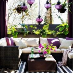 Purple na Decor