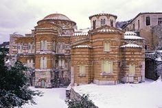 Monastery of Hosios Loukas; Greece