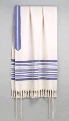 The Jewish tallit