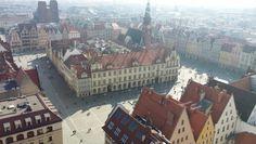 Wroclaw Rynek...sunny March morning