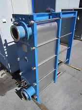 Mueller Plate Frame Heat Exchanger AT40 B-20 150 PSI 316 Stainless SS AT 9814056. See more pictures details at http://ift.tt/1WwIsqG
