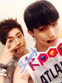 got7 jb and youngjae
