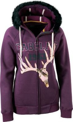 Cabela's Women's Big Game Hoodie
