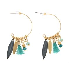 Diy Jewelry, Jewelry Accessories, Women Jewelry, Kit Diy, Home Coffee Stations, Indian Jewelry Sets, Bijoux Diy, Tassel Earrings, Designer Earrings