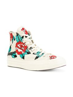 Converse CTAS 70' Embroidered Rose sneakers