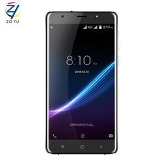 Blackview R6 4G LTE Dual SIM cards Mobile Phone 3G+32G Android 6.0 5.5HD MTK6737T Quad-core 13MP 3500 mAh Cell phone