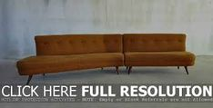 Image result for mid century modern couch sierra Maroon Couch, Mid Century Modern Couch, Moderne Couch, Mid-century Modern, Image, Furniture, Home Decor, Decoration Home, Room Decor