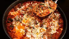 Μελωμένο Γιουβέτσι με Κεφτεδάκια Paella, Curry, Ethnic Recipes, Blog, Curries, Blogging