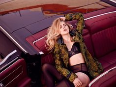 <p>Los Angeles based photographer duo Stevie Verroca and Mada Refujio, akaStevie + Mada, bring bold saturated color and stylized dynamo to their Mert & Marcus inspired imagery. The pair began pho