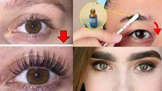 Comment avoir des cils et des sourcils plus longs, plus épais rapidement et naturellement !!!