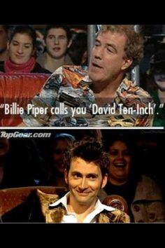 Billie Piper calls you...