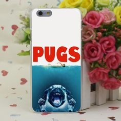 PUG Fine Art Pet Retratos Hard Case Cover for iPhone 7 7 Plus 6 6S Plus 5 5S SE 5C 4S Case Cover-in Phone Bags & Cases from Phones & Telecommunications on Aliexpress.com   Alibaba Group