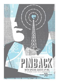 Pinback, a very favorite band.